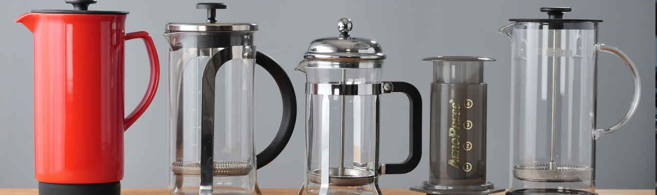 La migliore french press